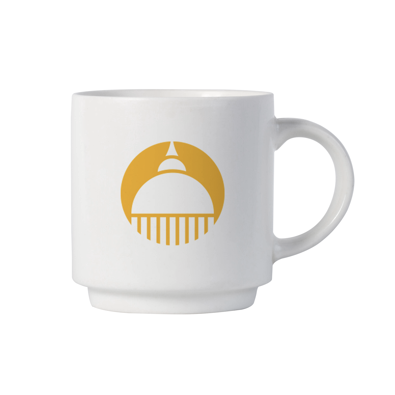 Vatican White Mug
